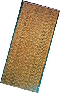 Natural Bamboo Beaded Curtain 125 Strands