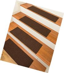 Natural Area Rugs Halton, Polyester Chocolate, Handmade