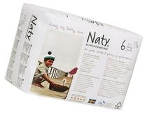 Naty Training Pants-Size 6-72 Count