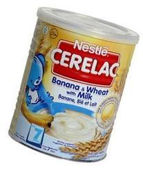 Nestle Cerelac Banana 400g
