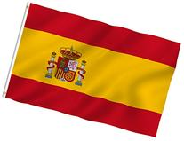 New 3x5 National Spanish Flag of Spain Country Flags Garden
