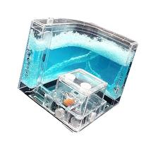 NAVADEAL Ant Farm Castle Experiment and Toy Allows Study of