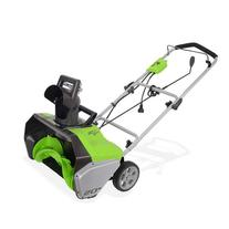 New Greenworks 13 Amps 20 in. Electric Snow Thrower Without