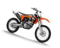 KTM 350 SX-FGP11 Scale 1:12 Alloy Diecast Car Motorcycle
