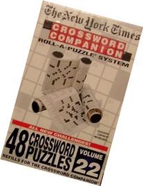 New York Times Crossword Companion Refills VOLUME 22
