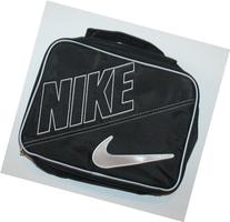 Nike Boys Black Swoosh Insulated Lunch Box