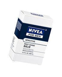 NIVEA FOR MEN Sensitive Post Shave Balm 3.30 oz