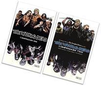 The Walking Dead Compendium ONE & TWO Set :  by Robert