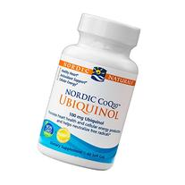Nordic Naturals - Nordic CoQ10 Ubiquinol, Promotes Heart