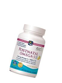 Nordic Naturals - Postnatal Omega-3, Formulated Specifically