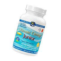 Nordic Naturals - Ultimate Omega Junior, Support for a