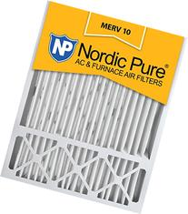 Nordic Pure 20x25x5, MERV 10, Honeywell Replacement Air
