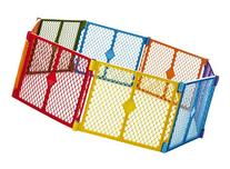 "North States 256"" Superyard Colorplay 8-Panel Play Yard:"