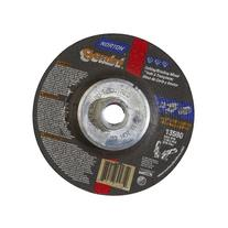 Norton Gemini Type 27 Abrasive Depressed Center Wheel,