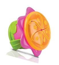 "Nuby ""Flower Child"" Snack Keeper - hot pink, one size"