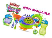 "Nuby "" i Monster "" Set"