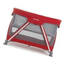 Nuna Sena Mini 2013 Travel Crib - Scarlet