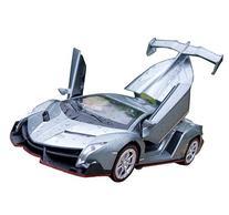 NuoYa001 Grey 1:32 Lamborghini Veneno sports car Diecast Car