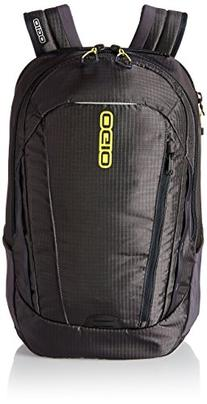 Ogio - Apollo Laptop Backpack - Black/acid