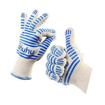Ohuhu174; Oven Gloves/ Oven Mitt / BBQ Gloves with Long