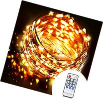 OrgMemory Dimmable LED String Lights, , Dim String Lights,