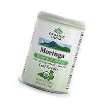Organic India Moringa Leaf Powder, 8 Ounce -- 1 each