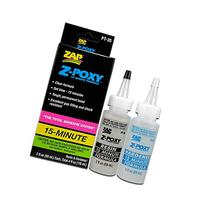 Pacer PT35 Zap Z-Poxy 15 Minute Epoxy Glue by Zap Adhesives