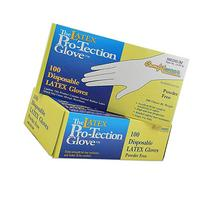 Comfitwear - Disposable Latex Gloves - Powder Free - Size
