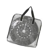Pack of 3 - Extra Large Clear Storage Bag for Clothing