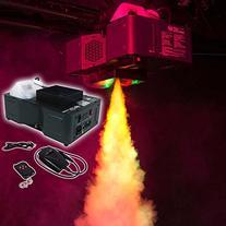 Package: American DJ Fog Fury Jett 700 Watt Vertical Fog