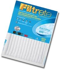 3M Filtrete 9831DC-6 Dust and Pollen Reduction Filters