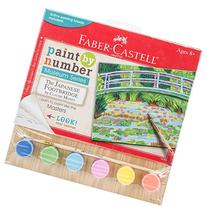 Faber-Castell 14302 Paint by# Museum Series - The Japanese
