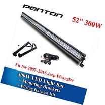 Penton® 300w 54 Inch LED Driving Work Light Bar Off Road