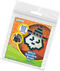 Perler Beads Creepy Witch Activity Kit with Pegboard , 80-