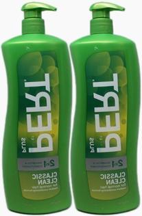 Pert Plus 2-in-1 Shampoo + Conditioner, Classic Clean for