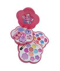 Petite Girls Play Cosmetics Set - Fashion Makeup Kit for