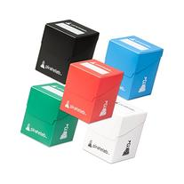 Pirate Lab Set of 5 120-Card Deck Boxes - Red, Black, Blue,