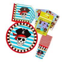 Pirate Party Supplies Super Set