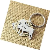 Pit Bull Terrier Dog Tag Personalized Dog Tag 3 piece Pet