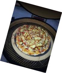 Pizza Baking Stone for fits any XL Big Green Egg  & or