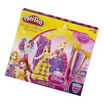 Play Doh Disney Princess Design a Dress Boutique - Belle and