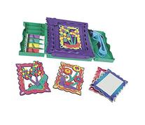 Play Doh DohVinci Anywhere Art Studio Easel and Storage Case