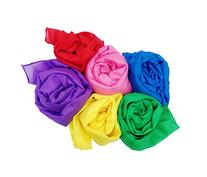 Play Scarves + Storage Bag for Easy Clean Up : Perfect for