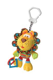 Playgro My First Activity Friend for Baby, 10 Inch, Roary