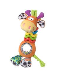 Playgro My First Bead Buddies Giraffe for baby infant