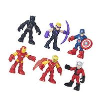 Playskool Heroes Super Hero Adventures Captain America Super