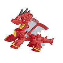 Playskool Heroes Transformers Rescue Bots Drake the Dragon-