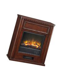 Pleasant Hearth 18-Inch Tilden Merlot Compact Electric