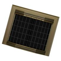 Pleasant Hearth Grandior Bay Firescreen Oil Rubbed Bronze -