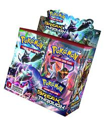 Pokemon XY8 Breakthrough Booster Box! - TCG English Card